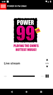 The Official Power 99 App