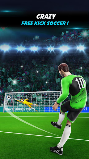 Soccer Kicks Strike: Mini Flick Football Games 3D modavailable screenshots 3