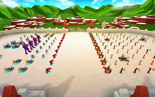 Epic Battle Simulator apkmr screenshots 11