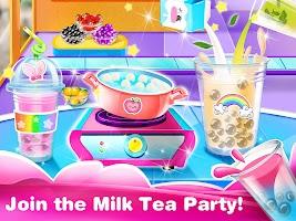 Bubble Tea Maker - Milk Tea Shop