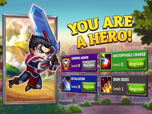 Hero Wars u2013 Hero Fantasy Multiplayer Battles screenshots 8