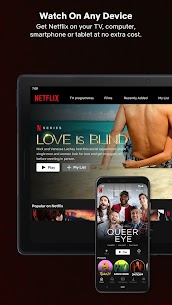 Netflix Modded APK 7.98.0 (MOD, Premium Cracked) for Android 6