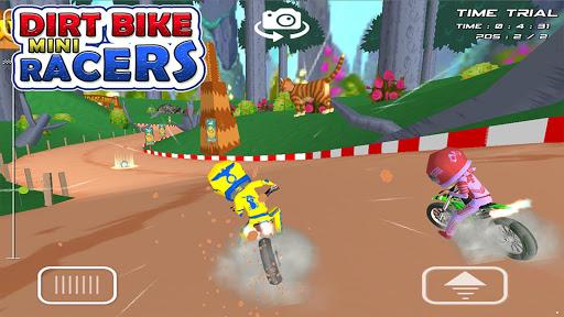Kids Racing Mini Bike - 3D Boys Dirt Bike race Fun 8 screenshots 1