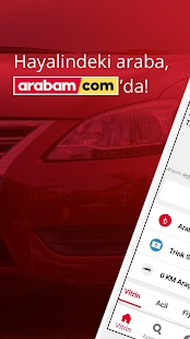arabam.com Screenshot