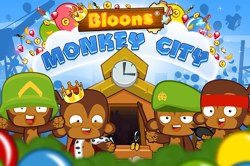 Bloons Monkey City  Screenshots 5