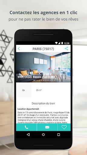 avendrealouer - immobilier screenshot 2