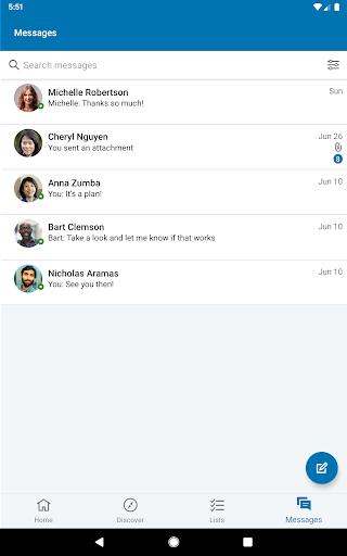 LinkedIn Sales Navigator screenshots 11