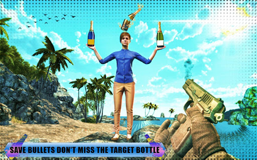 Real Bottle Shooting screenshots 12