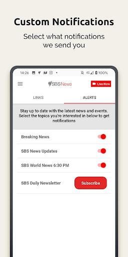 SBS News  screenshots 5