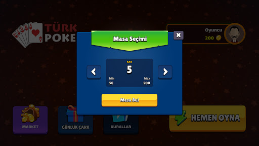 Tu00fcrk Pokeri  screenshots 12