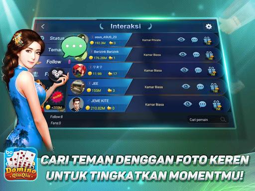 Domino QiuQiu: Domino 99 Apkfinish screenshots 4
