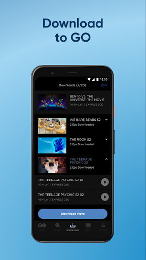 HBO GO android2mod screenshots 6