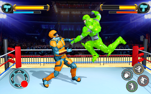 Grand Robot Ring Fighting 2020 : Real Boxing Games 1.19 Screenshots 7