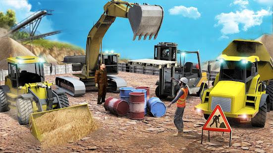 Excavator Construction Simulator: Truck Games 2021 1.5 screenshots 16