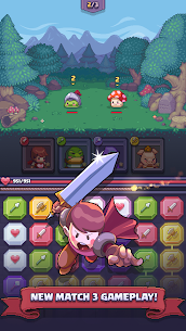 Match Land: Puzzle RPG MOD Apk 3.0.11 (Unlocked) 1