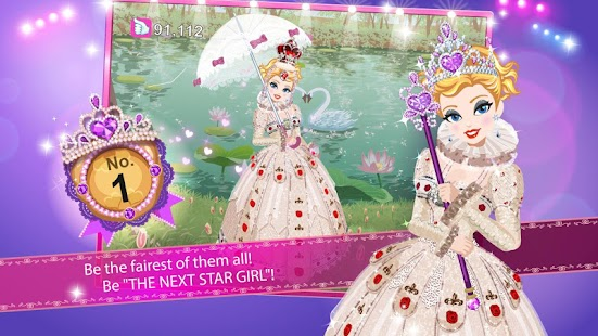 Star Girl: Beauty Queen Screenshot