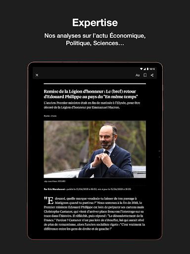 L'Express I Actualités, Infos, France, Monde  screenshots 10