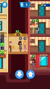 Hotel Elevator: Idle Fun Simulator Concierge Mania Mod Apk 2.0.4.335 (Unlimited Money) 7