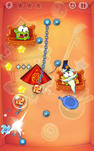 Cut the Rope: Time Travel 1.14.0 Screenshots 5