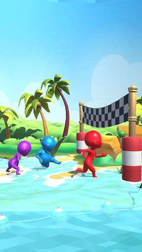 Sea Race 3D - Fun Sports Game Run 3D: Water Subway  Screenshots 4