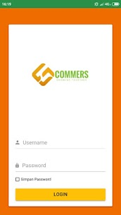 G COMMERS 0.6.18 Download APK Mod 1