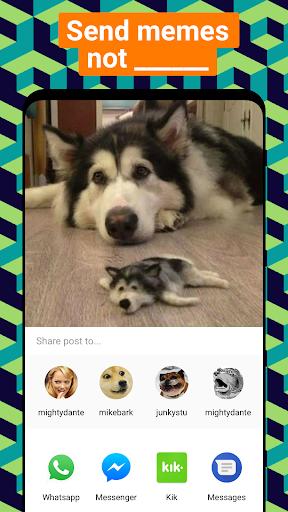 9GAG: Funny gifs, pics, fresh memes & viral videos apktram screenshots 4