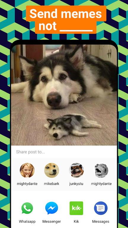 9GAG: Funny gifs, pics, fresh memes & viral videos  poster 3