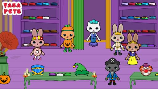 Yasa Pets Halloween 1.0 Screenshots 22