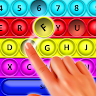 pop it keyboard : Fidget Buttons Sound Calming app app apk icon