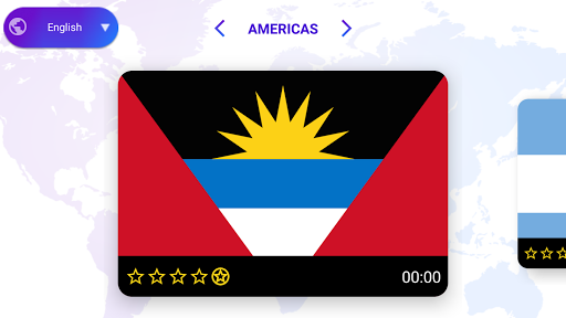 Puzzle Games - World Flag Quiz Game  screenshots 2
