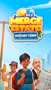 Merge Estate! Mystery Town Mod Apk (Unlimited Money) 4