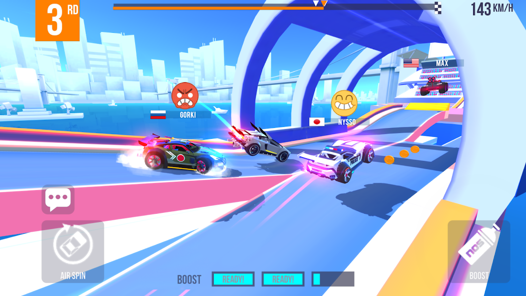 SUP Multiplayer Racing  poster 4