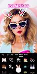 screenshot of Selfie camera - Beauty camera & Makeup camera
