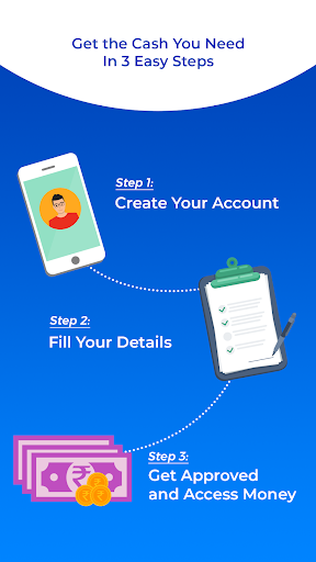 Instant Personal Credit Line Loan App - FlexSalary apktram screenshots 3