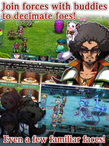 RPG Fernz Gate apkpoly screenshots 14