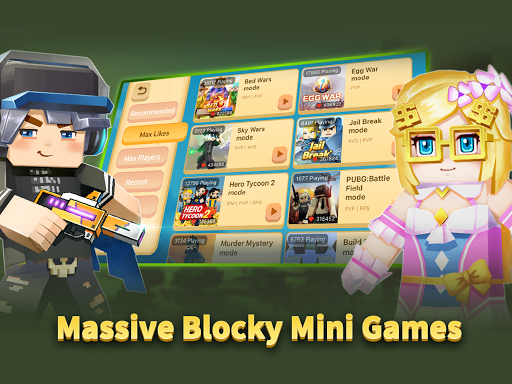 Blockman GO - Adventures  screenshots 7