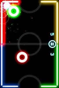 Glow Hockey 2 5