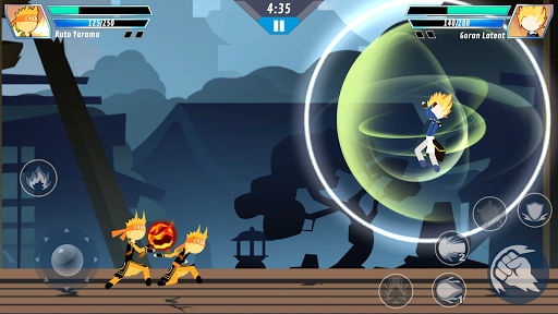 Stick Shadow Fighter - Supreme Dragon Warriors 1.1.8 Screenshots 3