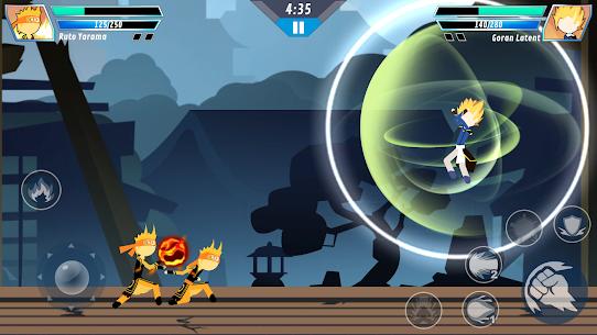 Stick Shadow Fighter – Supreme Dragon Warriors Apk Download NEW 2021 5