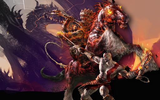 kratos God of Battle 1.5 screenshots 2