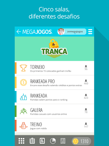 Tranca Online: Jogo de Cartas 104.1.37 screenshots 14