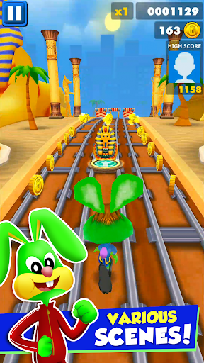 Royal Princess Subway Run - Fun Surfers 1.23 Screenshots 2