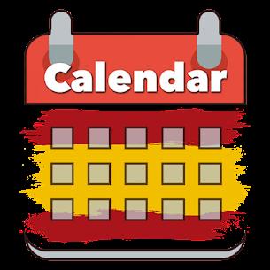 Spanish Calendar 2020 2.2 Mod APK with Data 1