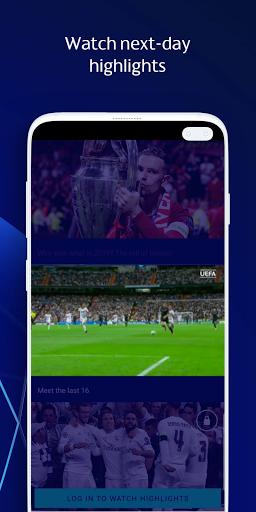 Champions League Official: news & Fantasy Football android2mod screenshots 4