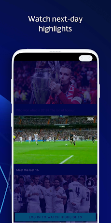 UEFA Champions League football: live scores & newsのおすすめ画像4
