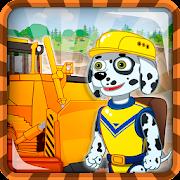 Puppy Patrol Games: Building Machines