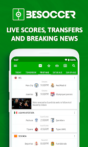 BeSoccer - Soccer Live Score 5.2.3.9 (Subscribed) (Mod Extra)
