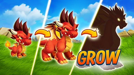 Dragon City Mod APK 11.5.3[Unlimited Gems, Characters, Gold]Download 3