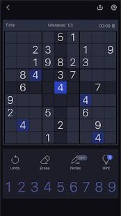 Sudoku - Free Sudoku Puzzle, Brain & Number Games 1.21.2 Screenshots 3