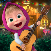 Masha and the Bear: Music Games for Kids